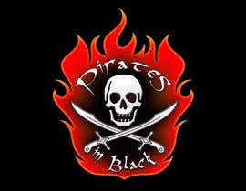 #18 para Logodesign Pirates In Black Band por garik09kots