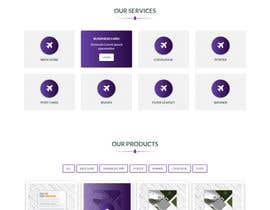 #67 for Designing and building wordpress website. by webhazrat