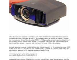 """#2 for Write an article titled """"4K Projectors - A Look At Native 4K, True 4K, and 1080p Pixel Shift"""" af harsh123aman"""