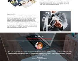 #12 for Webdesign - Creative Agency by subhankar666