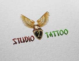 #8 for Design a Logo for 'Studio 2 Tattoo' by srpushpendar