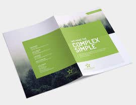 "#12 for Design a Full Page PDF Brochure ""white paper"" (Adobe InDesign) by GraphicExpertz"