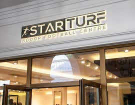 #77 for Star Turf Indoor Football Centre Logo by KhRipon72