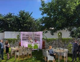 Eyad210 tarafından design a summer bar for a ballroom için no 7