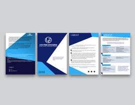 #2 для I need a Bi-fold brochure done for my Concierge business от casandrazpran