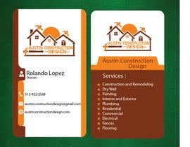 #66 para Design some Business Cards For Construction Design Company de tahamidbd