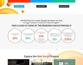 #6 для Create a Web Design WordPress Template от saidesigner87
