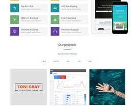 #19 для Create a Web Design WordPress Template от anshuchauhan12