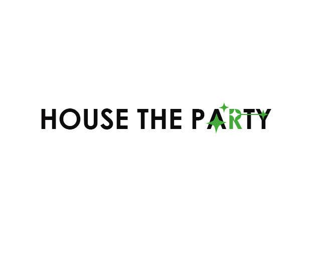 Kilpailutyö #68 kilpailussa Design New Logo For House The Party (Design Idea Attached)