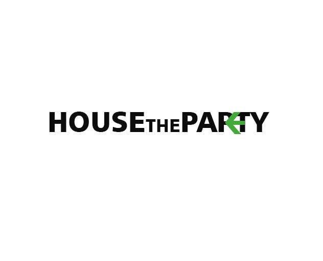 Kilpailutyö #293 kilpailussa Design New Logo For House The Party (Design Idea Attached)