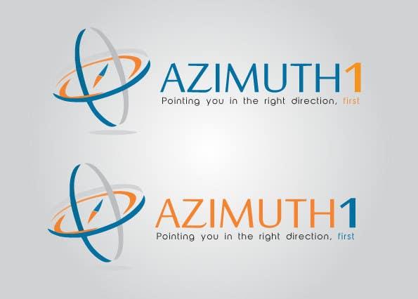 Конкурсная заявка №106 для Logo Design for Azimuth1