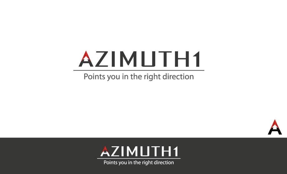 Конкурсная заявка №192 для Logo Design for Azimuth1