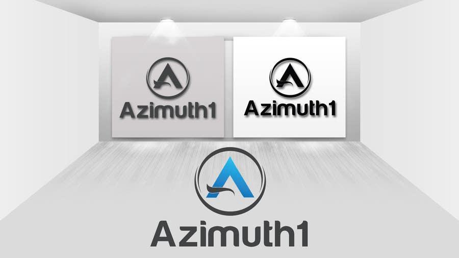 Конкурсная заявка №116 для Logo Design for Azimuth1