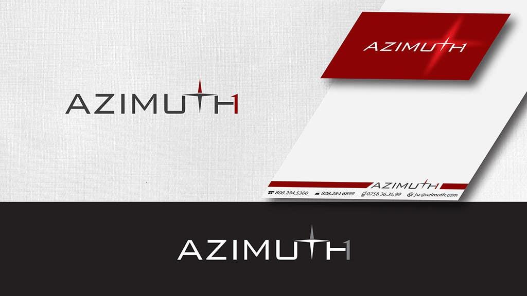 Конкурсная заявка №223 для Logo Design for Azimuth1