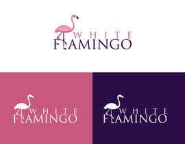 #165 untuk Logo Design White Flamingo oleh adibrahman4u