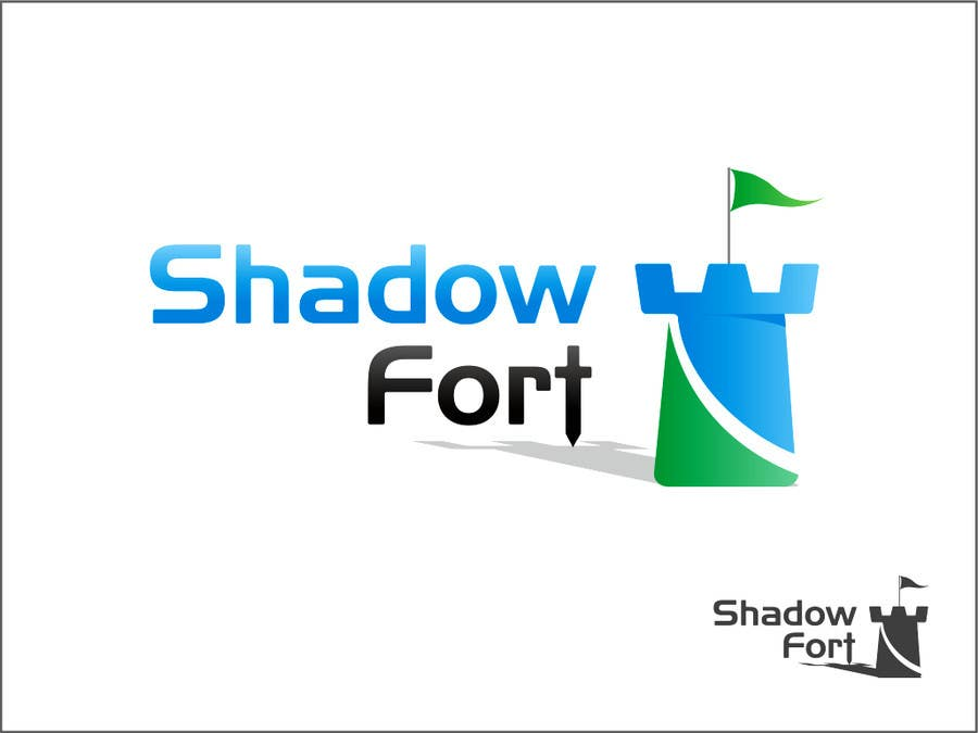 Inscrição nº                                         43                                      do Concurso para                                         Logo Design for Shadow Fort