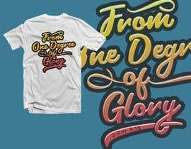 #72 untuk Design t-shirt fonts oleh krisamando