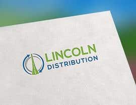 Nro 76 kilpailuun Lincoln Distribution-Logo käyttäjältä Darkrider001