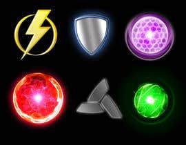 Nro 2 kilpailuun Graphic Design for Resource icons in game käyttäjältä kkuramoto