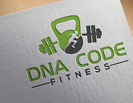 "Nro 14 kilpailuun Logo for ""DNA Code Fitness"". A masculine fitness line. The attached photo provides you with the kind of character we are looking for. Logo should include DNA imagery. Will need an image for social media use and one optimized for printing on clothing. käyttäjältä shahadatfarukom5"
