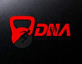 "#16 for Logo for ""DNA Code Fitness"". A masculine fitness line. The attached photo provides you with the kind of character we are looking for. Logo should include DNA imagery. Will need an image for social media use and one optimized for printing on clothing. by shahadatfarukom5"
