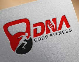 "#17 for Logo for ""DNA Code Fitness"". A masculine fitness line. The attached photo provides you with the kind of character we are looking for. Logo should include DNA imagery. Will need an image for social media use and one optimized for printing on clothing. by shahadatfarukom5"