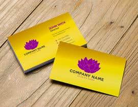 #39 para business card logo por Roronoa12