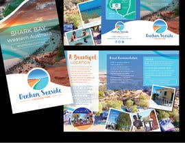 #40 for Design a Brochure for a Caravan Park af rachelcheree