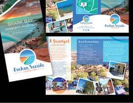 #40 for Design a Brochure for a Caravan Park by rachelcheree