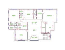 #42 for design 1st floor floor plan by onlygerges