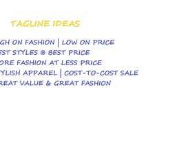Nro 16 kilpailuun Advertising line for clothing shop käyttäjältä PratyushaBoppana