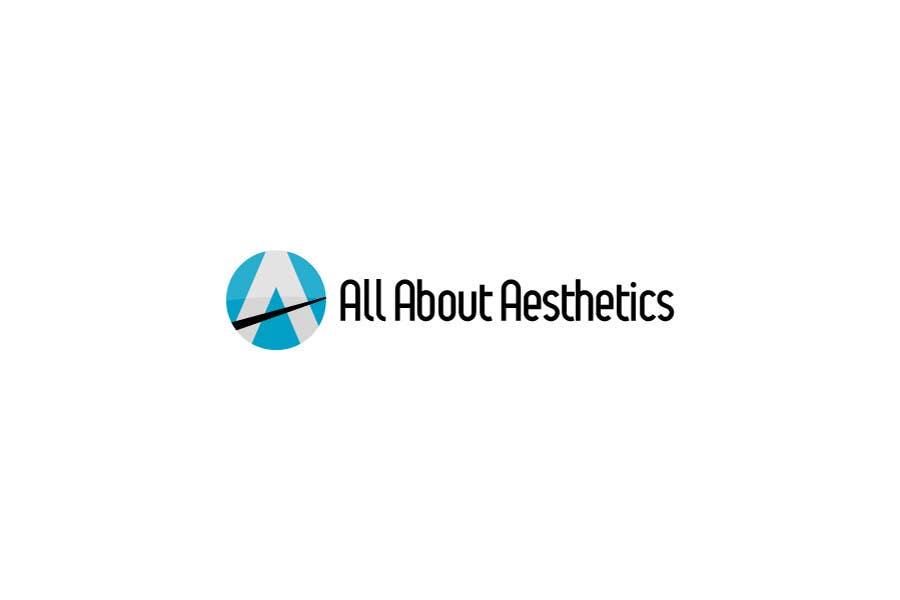 Inscrição nº                                         66                                      do Concurso para                                         Logo Design for All About Aesthetics