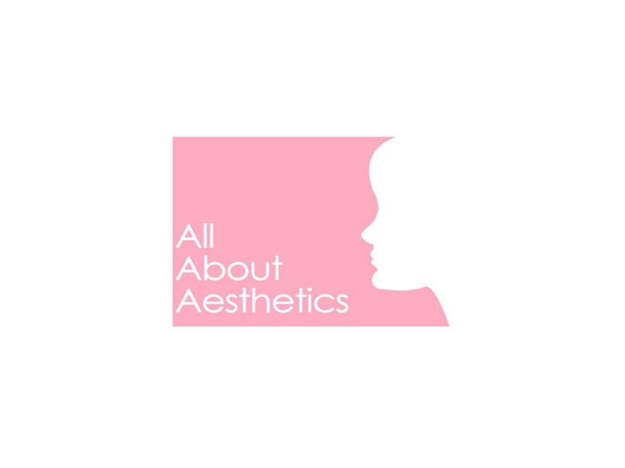 Inscrição nº                                         104                                      do Concurso para                                         Logo Design for All About Aesthetics