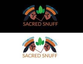 #131 cho Sacred Snuff: Company Logo bởi rashidabdur2017