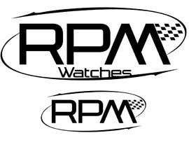 #25 para Design logo for new micro brand of Watches (Motorsport themed designs) por Slavajan