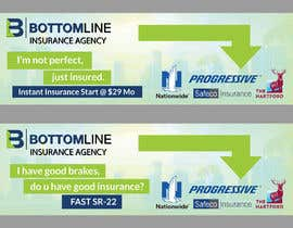 #13 para Design Banner for Insurance agency ( Publisher format ) por SmartBlackRose