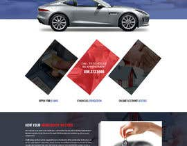 Nro 49 kilpailuun Design a Website Mockup for Credit Union (bank) käyttäjältä shazy9design