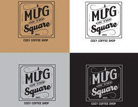 #479 for LOGO Design for our cozy coffee shop in a historical town square. by Alinawannawork