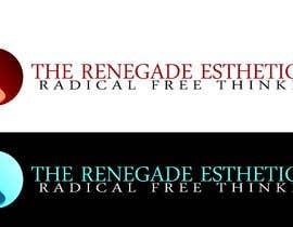 """#86 cho Design a Logo for """"The Renegade Esthetician"""" bởi PodobnikDesign"""