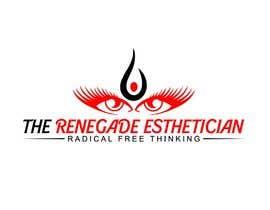 """#131 dla Design a Logo for """"The Renegade Esthetician"""" przez baharhossain80"""