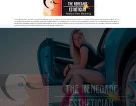 """#107 dla Design a Logo for """"The Renegade Esthetician"""" przez saifsg420"""