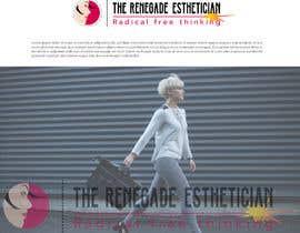 """#108 dla Design a Logo for """"The Renegade Esthetician"""" przez saifsg420"""