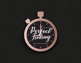 #53 for Perfect Timing Logo af shamimayesmim