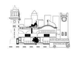 cherry0님에 의한 Illustrate our local landmarks and offices을(를) 위한 #14