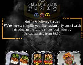 #16 for Prep Meals Flyer by asadabdullah125