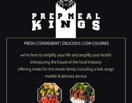 #8 for Prep Meals Flyer by benjab