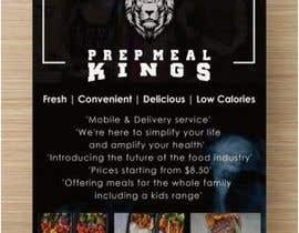 #3 for Prep Meals Flyer by SathyaGA