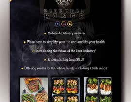 #6 za Prep Meals Flyer od Graphicali07