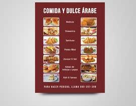 Nro 61 kilpailuun Design a Flyer (Food Menu) käyttäjältä juwel786