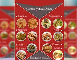 #17 for Design a Flyer (Food Menu) by Jubayer0662